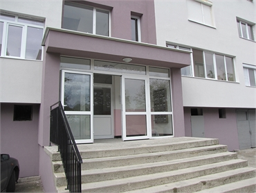 Residential Building at 2 Tundzha Str. Radnevo